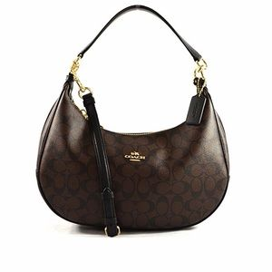Coach Harley hobo purse and wallet